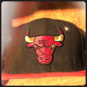 Bulls 6 Champoins SnapBack